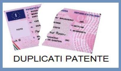 smarrimento permesso di soggiorno duplicato patente per smarrimento