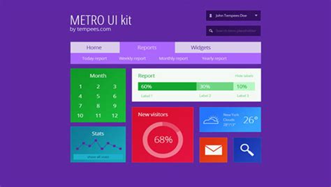 tutorial metro ui css 10 awesome html css ui kits you can t afford to miss as