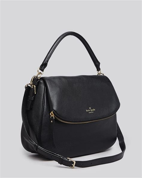 Kate Spade Cobble Hill kate spade satchel cobble hill devin in black lyst