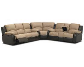 Sectional With Recliner Plushemisphere Beautiful And Reclining Sectional Sofas