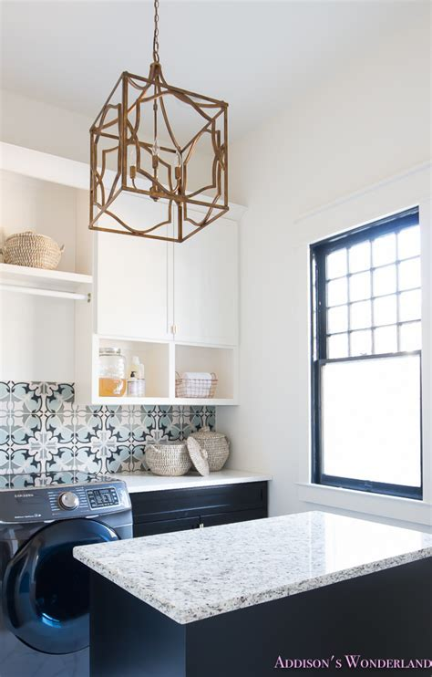laundry room organization ideas white black cabinets