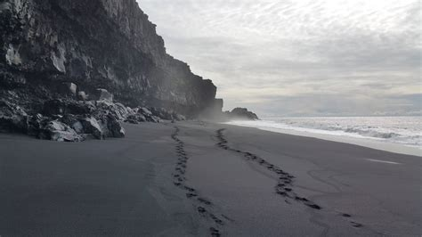 black sand game the black sand beaches of dyrh 243 laey iceland 5312x2988