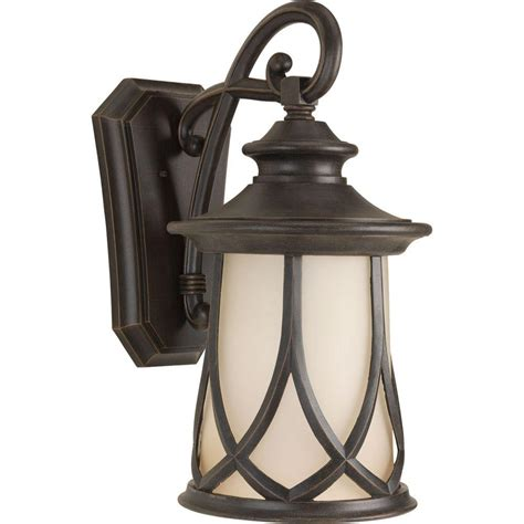 copper wall lantern progress lighting resort collection 1 light aged copper