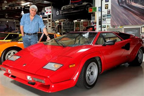 How Owns Lamborghini 5 Cool Cars You Ll Find In Leno S Garage