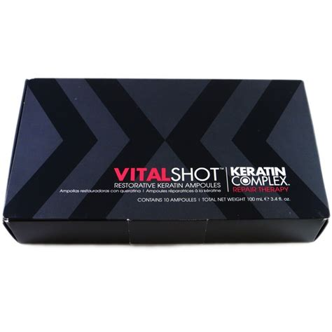 how to use keratin complex vital shot how to use vital shot keratin complex