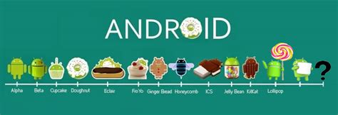 android os names 5 best names for android n that fans would