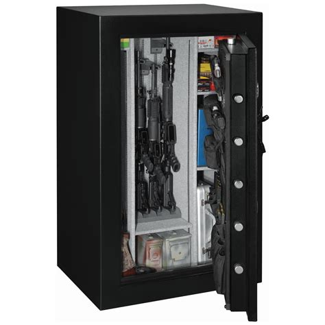 Tactical Gun Cabinet by Stack On 20 Gun Tactical Steel Security Cabinet Cabinets