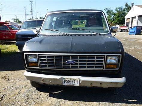 sell   ford econoline  top coachmen edition conversion van  passenger