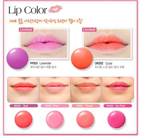 Etude House Fresh Cherry Tint jual etude house fresh cherry tint lip tint
