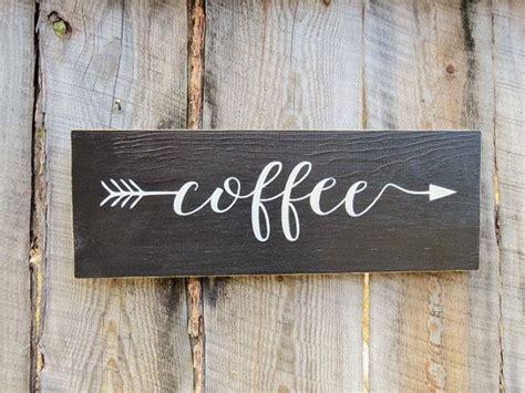 home decor buy rustic home decor kitchen decor sign coffee sign coffee