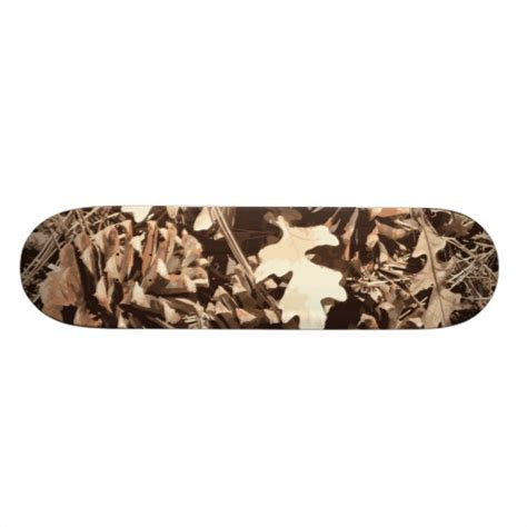 hunting camo camouflage gifts for hunters custom skate