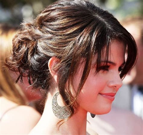 cute hairstyles in a bun trendy cute hairstyles for girls hairstyle for women