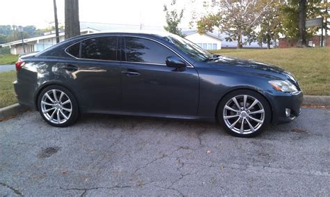 lexus stock rims infiniti rims on a lexus myg37