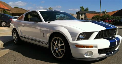 ford mustang shelby gt  coupe  sale