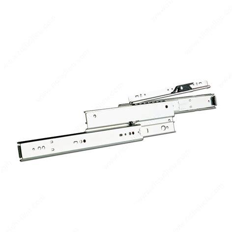 Suspension Drawer Slide series 4034 drawer slide with travel 150 lb richelieu hardware