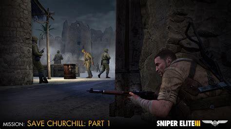 save 80 on sniper elite 3 on steam save winston churchill in three part sniper elite 3 dlc
