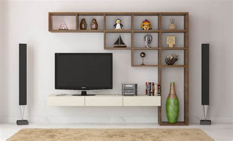 Using Kitchen Cabinets For Home Office by 7 Cool Contemporary Tv Wall Unit Designs For Your Living Room