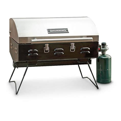 table for table top grill browning 174 buckmark table top grill 292627 grills