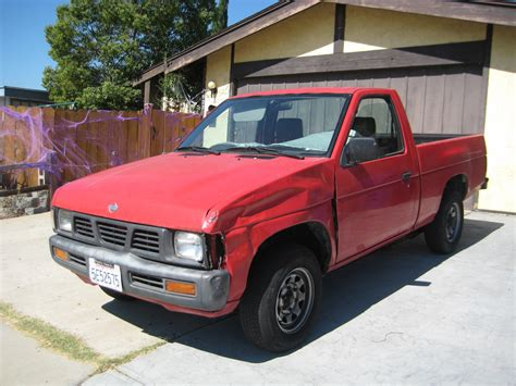 1995 Nissan Truck Overview Cargurus