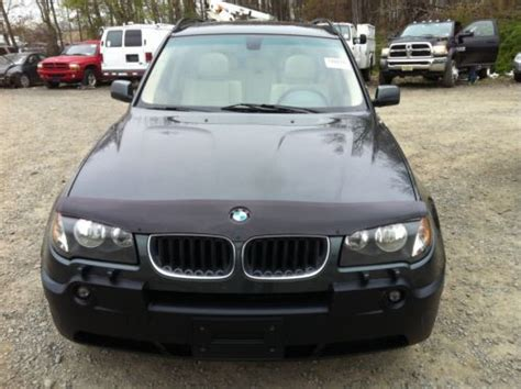2004 bmw x3 2 5i outside comox valley courtenay comox purchase used 2004 bmw x3 2 5i sport utility 4 door 2 5l in woodbridge new jersey united