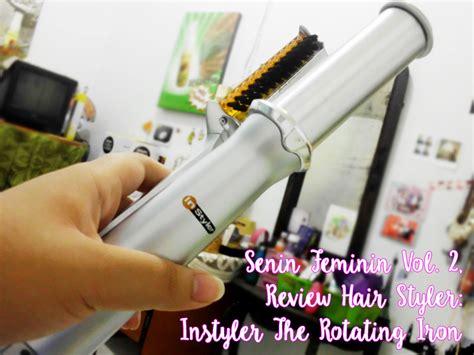 Instyler Hair Styler Reviews by Instyler Putrikpm