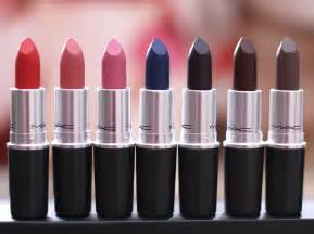 mac lipstick matte colors image gallery mac matte lipstick colors