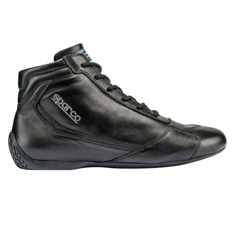 racing boots sparco slalom rb 3 classic auto racing shoes