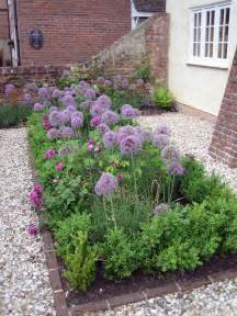 Raised Garden Beds Brick - cottage garden romsey hampshire amy perkins garden design creating beautiful gardens