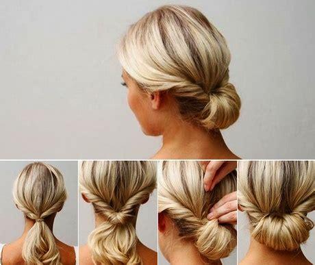Einfache Frisuren Für Hochzeit by Leichte Hochsteckfrisuren F 252 R Mittellange Haare