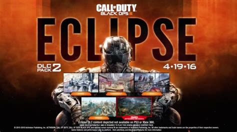 black ops map pack 3 release date eclipse call of duty black ops 3 dlc 2 release details maps