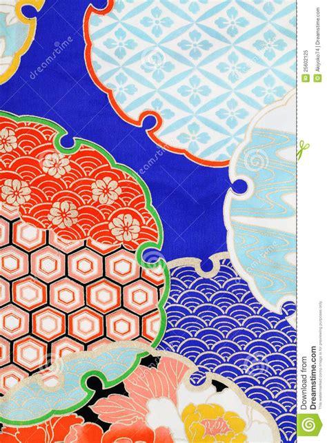 kimono pattern texture kimono pattern stock image image of clothing flowers