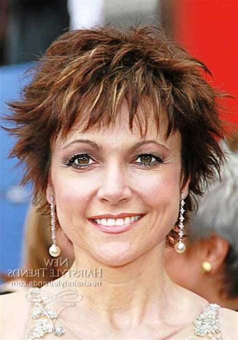 ideas for hairstyles for late 40 and fine hair 15 best ideas of short haircuts for fine hair over 40