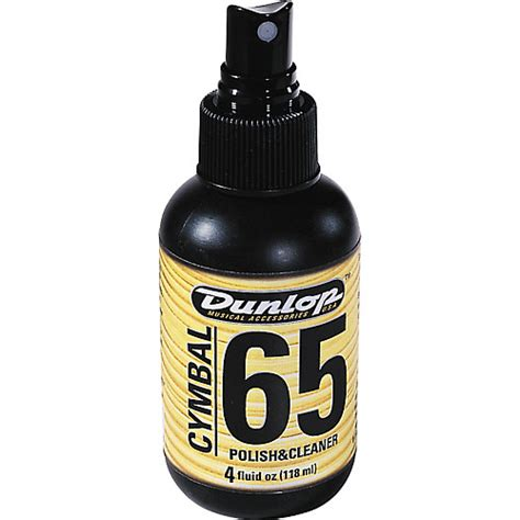 Dunlop 65 Drum Shell Cleaner dunlop cymbal 65 cleaner musician s friend