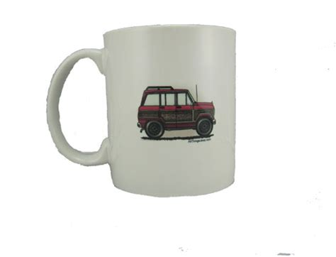 Jeep Coffee Mug All Things Jeep Wagoneer Quot Where S Your Playground