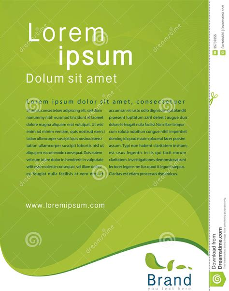 layout design nature green nature layout royalty free stock photo image 35707855