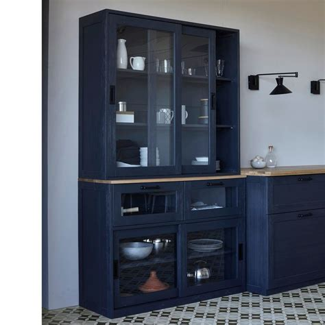 meuble cuisine vaisselier vaisselier meuble haut galdor am pm prix promo vaisselier