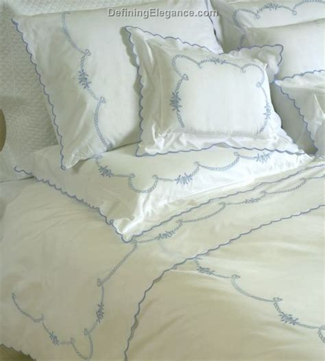 embroidered coverlet discontinued cottimaryanne giulia embroidered bedding
