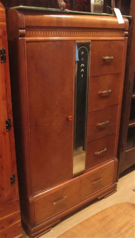 Gramercy Vintage Furniture by 1940s Original Deco Chifferobe Yelp