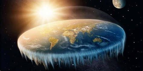 imagenes reales tierra plana this is the evidence flat earthers say prove our planet