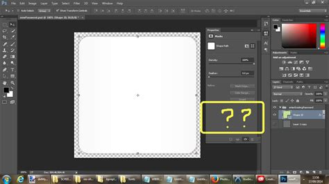 resize layout photoshop shapes photoshop cc how do i resize a box and keep the