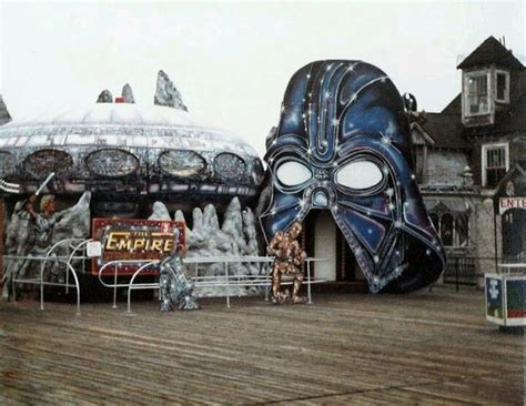 astimesgobye memories nostalgia and history the empire strikes back ride on the wildwood boardwalk