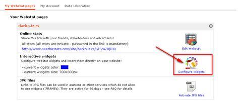 tutorial web analytics how to share google analytics data into your website
