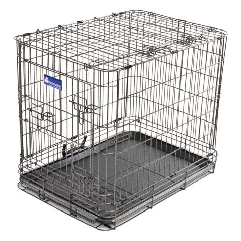 wire kennel petmate deluxe edition wire kennel intermediate 29998 save 61