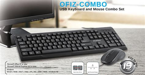 Keyboard Numerik Cliptec Rzk 231 cliptec ofiz combo usb keyboard and end 11 22 2017 9 15 am