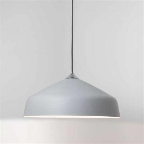 Grey Pendant Ceiling Light by Astro 7521 Ginestra 400 1 Light Ceiling Pendant Light Grey