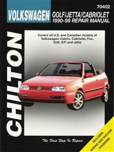 small engine repair training 1998 volkswagen jetta free book repair manuals 1990 1998 volkswagen golf jetta cabriolet chilton s total car care manual