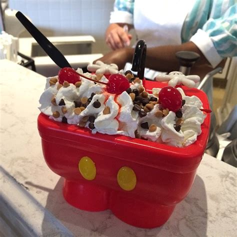 Kitchen Sink Disney by Where To Buy The Mickey Sundae