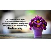 Inspirational Good Morning Wishes  My Site