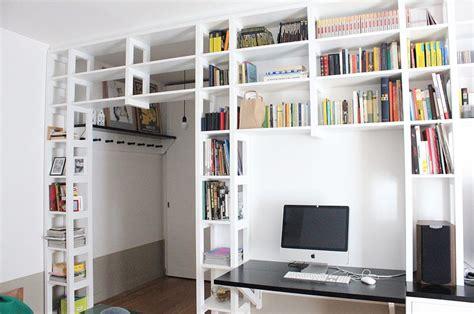 libreria ponte librerie a ponte a tutta parete e altre soluzioni