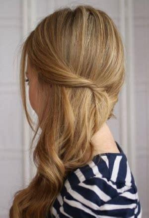 tutorial tata rambut simple tutorial rambut wanita gaya simple dan modern untuk hang out